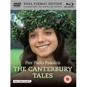 The Canterbury Tales DVD Blu ray