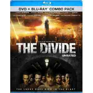 The Divide Blu ray DVD Combo