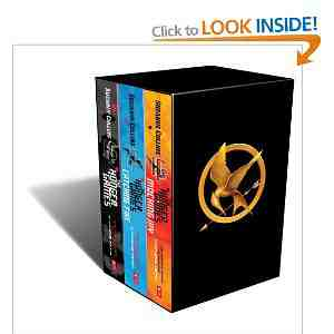 The Hunger Games Trilogy Box