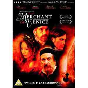 The Merchant Venice DVD Pacino