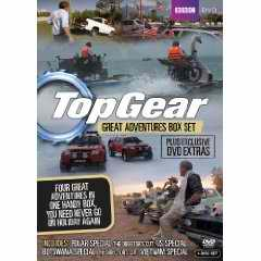 Top Gear Great Adventures Collection