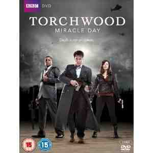 Torchwood Miracle Day Series DVD