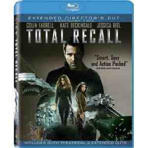 Total Recall Three Discs UltraViolet