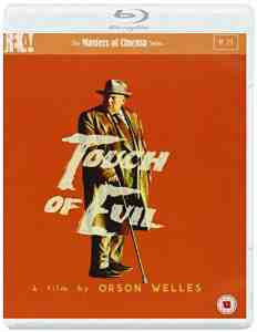 Touch Evil Masters Cinema Blu ray