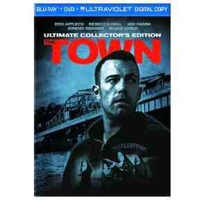 Town Blu ray US Ben Affleck