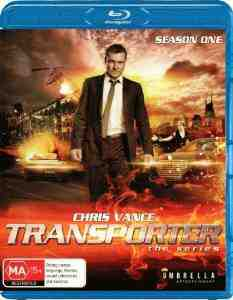 Transporter season Blu ray Region Australian