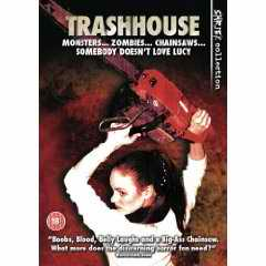 Trash House DVD