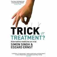 Trick or Treatment book