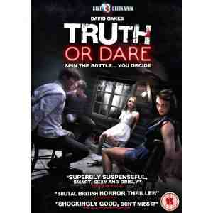 Truth Dare DVD David Oakes