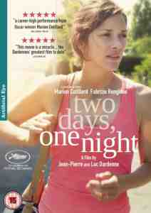 Two Days One Night DVD