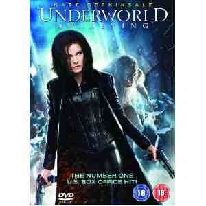 Underworld Awakening DVD Kate Beckinsale