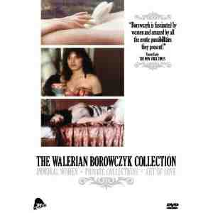 Walerian Borowczyk Collection Immoral Collections