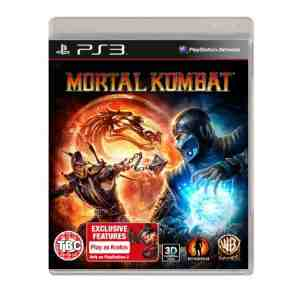 Warner Bros Interactive Mortal Kombat