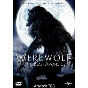Werewolf The Beast Among DVD