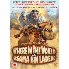 Where in the World is Osama Bin Laden? DVD