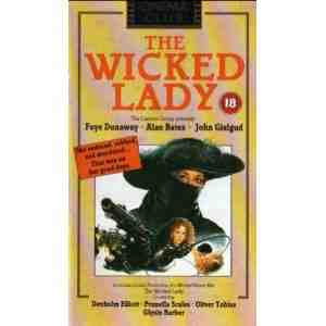 Wicked Lady VHS