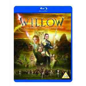 Willow Blu ray Val Kilmer