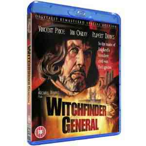 Witchfinder General Blu Ray Vincent Price