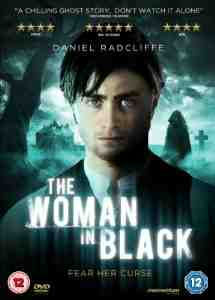 Woman Black DVD Daniel Radcliffe