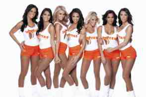 hooters canada