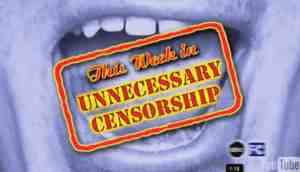 unnecessary censorship logo