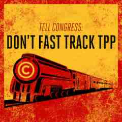 dont fast track tpp logo