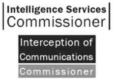 interception of communications commissioner, logo