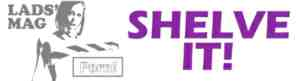 shelve it logo