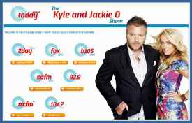 Kyle & Jaclkie O Show