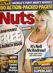 nuts launch issue
