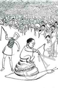 jawaharlal nehru cartoon