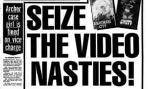 seize the video nasties