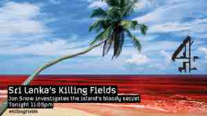 sri lanka killing fields