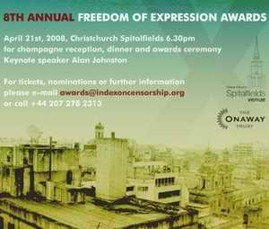 Freedom of Expression Awards
