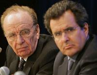 Peter Chernin backed by Rupert Murdoch