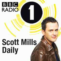 Scott Mills on Radio 1