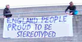 Proud to be stereotyped