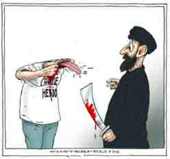 charlie hebdo decapitated