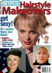 make over mag kim jong