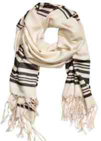 striped scarf h and m