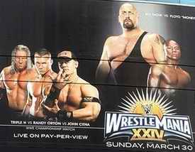 WWE poster without nipples