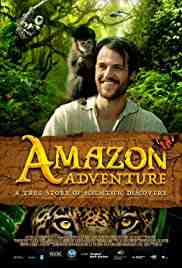 Poster Amazon Adventure 2017 Mike Slee