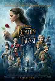 Poster Beauty and the Beast 2017 Bill Condon