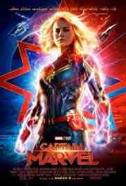 Poster Captain Marvel 2019 Anna Boden and Ryan Fleck