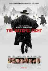 Poster Hateful Eight 2015 Quentin Tarantino