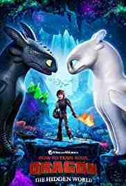 Poster How To Train Your Dragon the Hi 2019 Dean Deblois