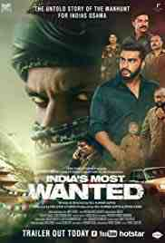 Poster Indias Most Wanted 2019 Raj Kumar Gupta As Rajkumar Gup