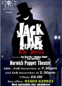 jack the ripper norwich