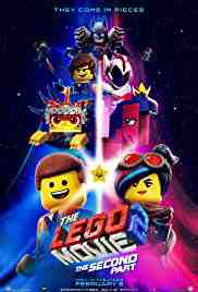 Poster Lego Movie 2 the Second Par 2019 Mike Mitchell