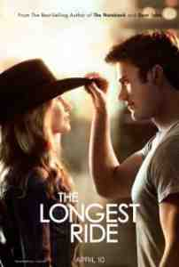 Poster Longest Ride 2015 George Tillman Jr
